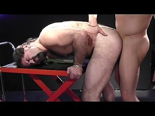 Backroom muscle daddies scene 3