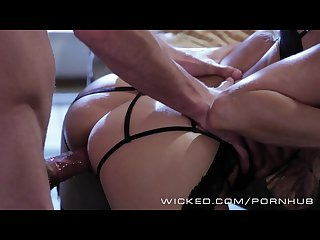 Wicked jessica drake makes her step son cum