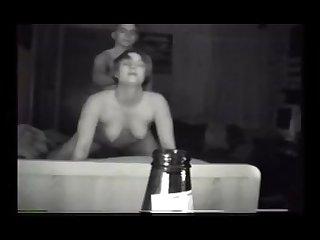 Dorm sextape cums2x horny drunk girl pubnite