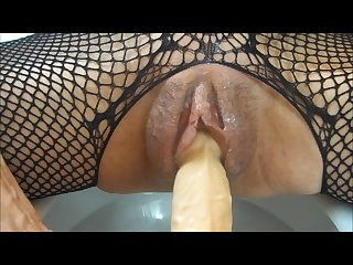 greatest dildo show ever with multi orgasm extra small girl lot of creampie