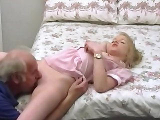 Grand daughter is horny
