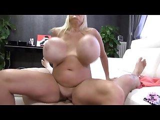 Huge tits comp