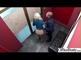 Sex in office with big round tits girl bridgette b video 05