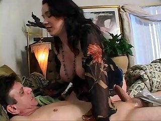 Bound Morning Femdom Handjob (need name)