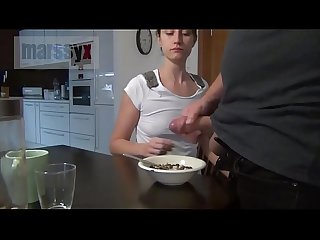 Marssyx cum comma piss and breakfast