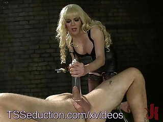Sexy trans Seduction and domination