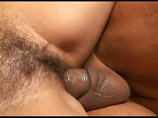 Hairy pussies crave cock