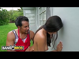Bangbros teen gianna dior fucks her step dad on father S day