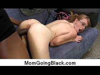 Big black cock bang my mommy pussy 6