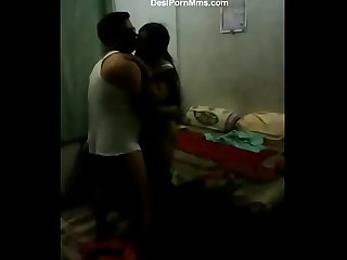 Hot Sex With Bhabhi�s Sexy Sister In Bedroom