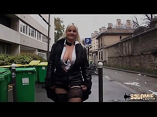 Granny big tits videos