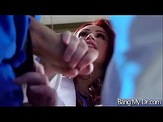 Appointment At Doctor End With A Bang For Horny Slut Patient (monique alexander) mov-15