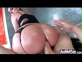 (Brittany Shae) Superb Sluty Girl With Big Butt Enjoy Anal Sex clip-11