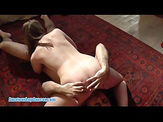 Sexy lapdancer in nasty hardcore action