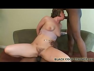 Riding black cock makes me feel like such a whore