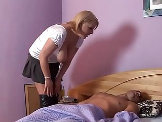 Real signs of addicted big tits use! Vol. 13
