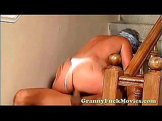 Nasty horny granny ann bee