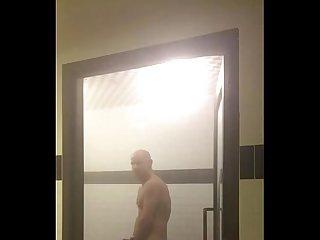 Mamada na Sauna