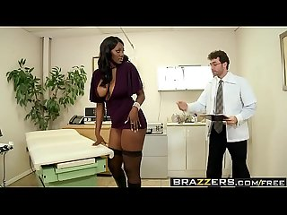 Brazzers - Big Butts Like It Big - Anal Coverage scene starring Nyomi Banxx & James Deen
