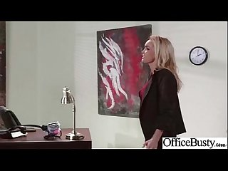 Sexy horny girl devon with big tits riding cock in office movie 13