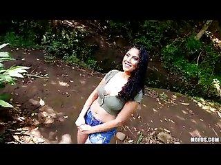 Outdoor fuck Jazzy Ruiz Costa Rica