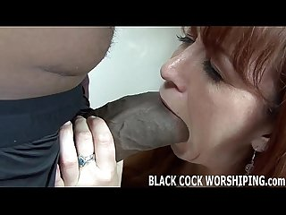 His big black cock fills me up completely