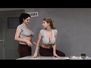 Katerina hartlova and shione cooper dumb bitches origin