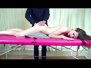Yonitale sensual Massage with babe dakota p 1