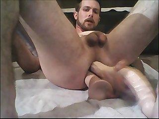 Triple penetration