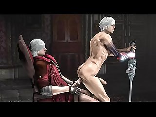 Devil May Cry 4 Gay SFM Compilation (With Sound)