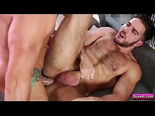 Jackson Grant rams Jimmy Durano ass until cum