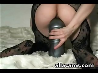 Anal toy, Gape, Fist
