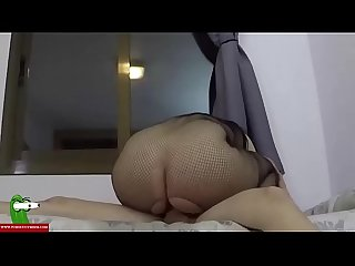 Pamela's squirts and fucking with grid lingerie. SAN245