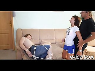 Dilettante teen cuckolds her guy