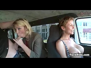 Milf on the ride