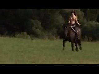 Sexy riding