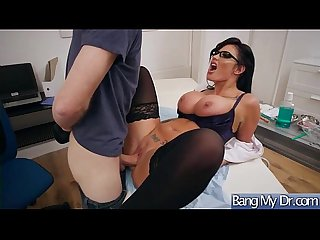 (Candy Sexton) Patient And Doctor Get Busy In Hardcore Sex Adventure clip-07