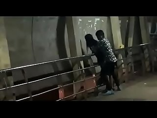 Public sex on mumbai bridge