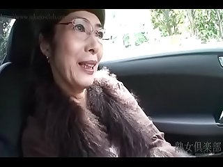 Hot Asian granny getting fucked vporncom