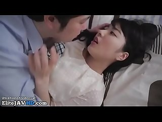 Japanese rude husband wants to fuck his wife more at elitejavhd com