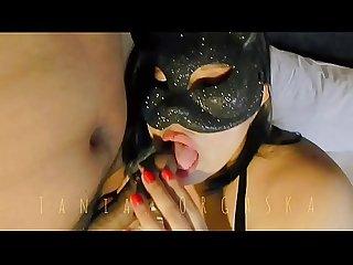 Tania orgaska dulces labios buen Orgasmo