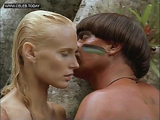 Daryl Hannah naked in public comma outdoors at play in the fields of the lord lpar 1991 rpar