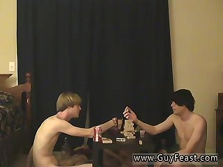 Voyeur gay mature trace and william get together with their new