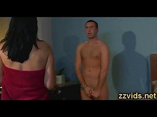 Horny milf zoey holloway riding big dick