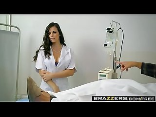 Brazzers hot and mean going ham on the nurse scene starring Monique alexander and Nekane sweet