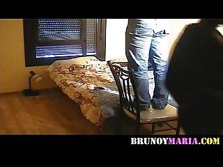 Electricista folla a una Zorra de brunoymaria