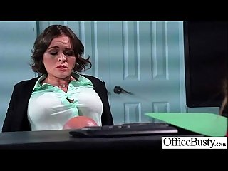 Hardcore Sex Scene In Office With Slut Naughty Busty Girl (krissy lynn) clip-20