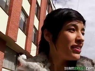 Amateur latina sharon hernandez fucked