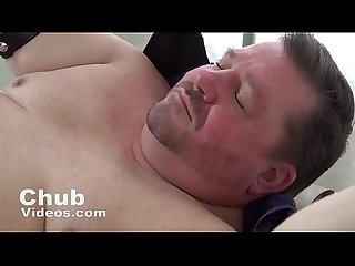 Daddy in a sling tube