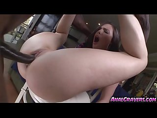 Lovely Casey Calvert having a big cock